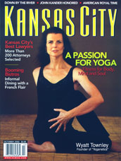 Yoganetics - Kansas City Magazine